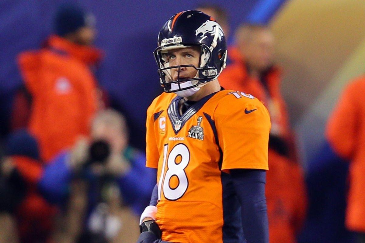 Peyton Manning Has Checkered Record In Super Bowl - Sbnation with regard to Peyton Manning Super Bowl