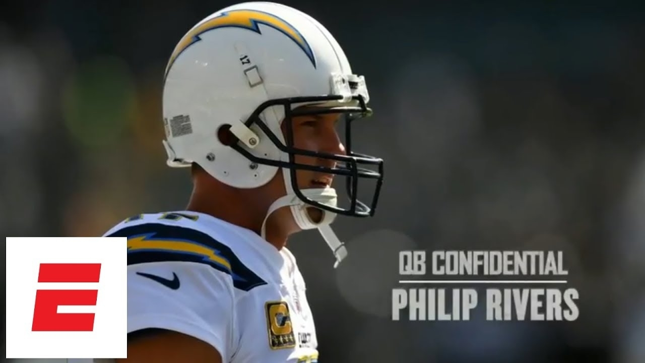 Philip Rivers Wants To Win A Super Bowl 'bad,' But It Isn't Everything | Qb  Confidential | Espn with Philip Rivers Super Bowl