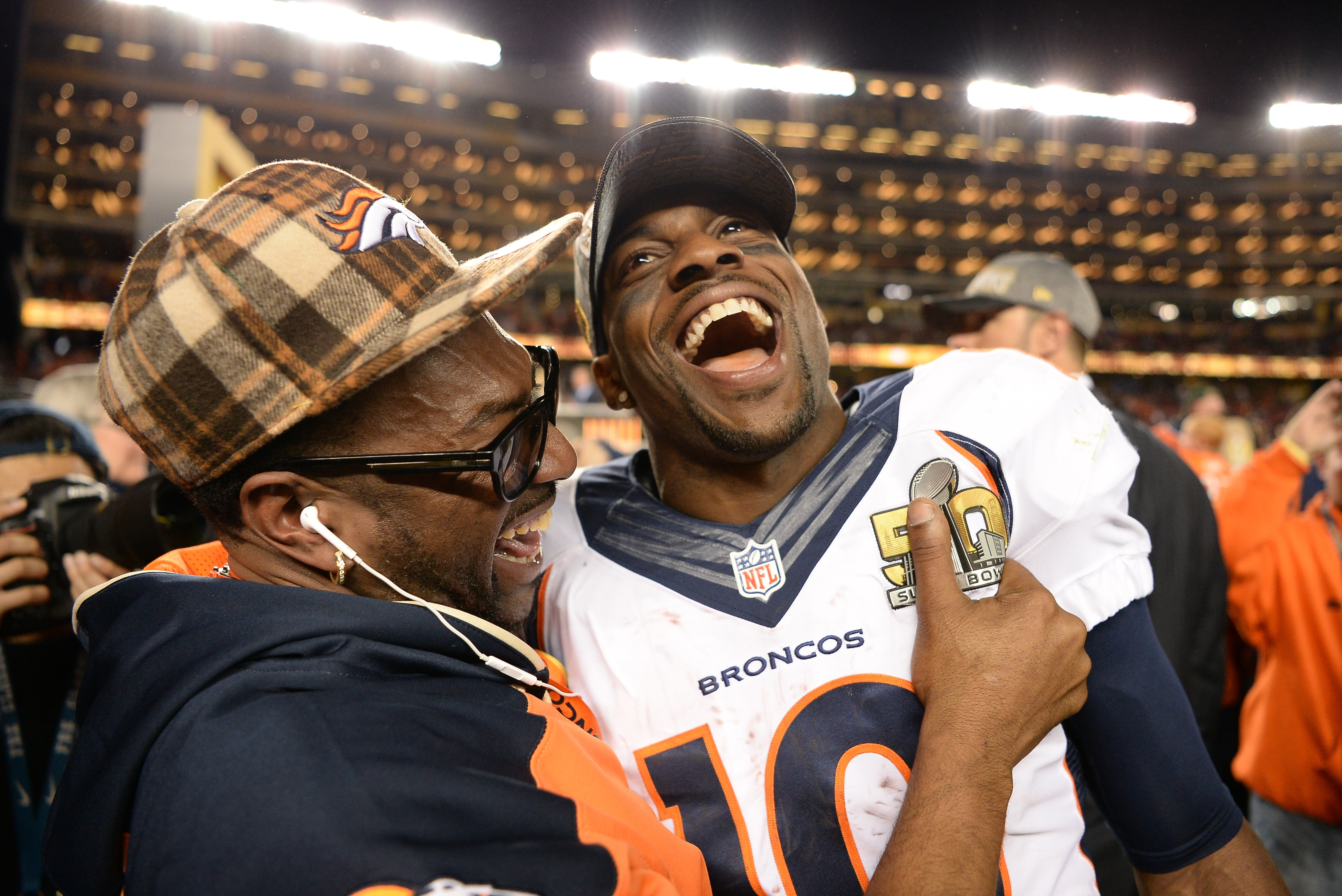 Photos: Denver Broncos Vs. Carolina Panthers, Nfl Super Bowl 50 for Broncos Super Bowl 50