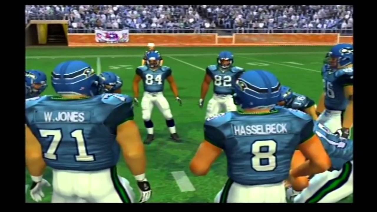 Pittsburgh Steelers Vs Seattle Seahawks Pretend Super Bowl 40 Madden Nfl  2006 intended for Steelers Seahawks Super Bowl