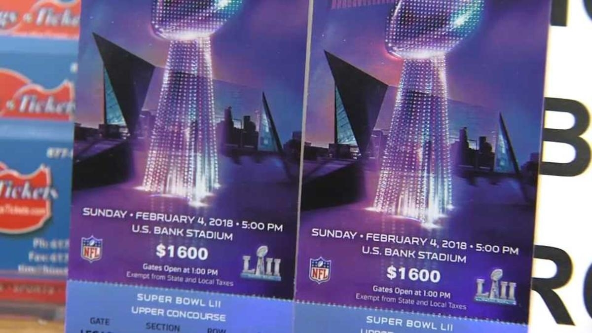Police Warning New England Patriots Fans About Counterfeit with Super Bowl Liii Tickets