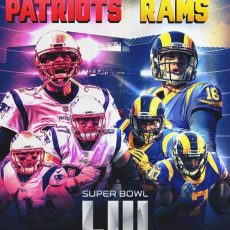 Rams Und Patriots In Super Bowl - Österreichs Football Portal inside Super Bowl Liii Patriots Rams