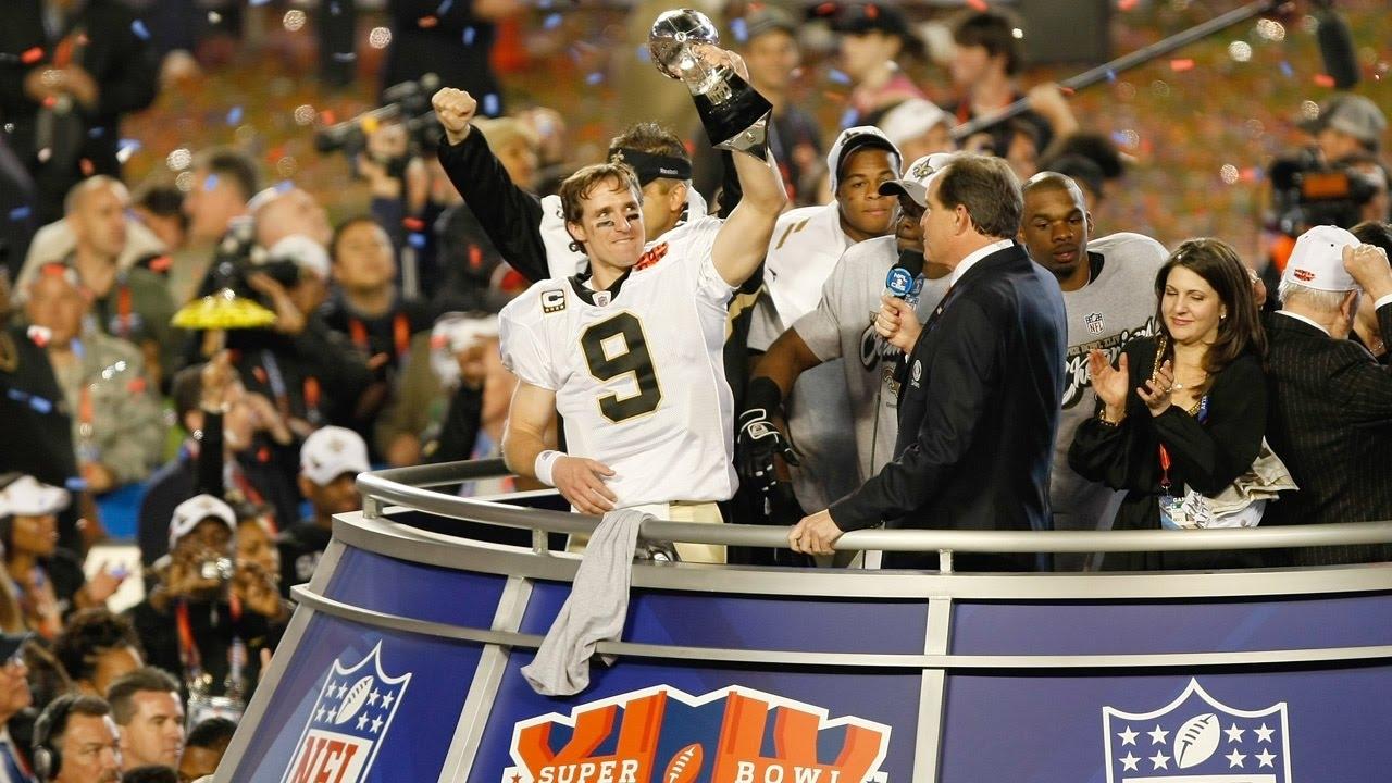 Recap: The Last 10 Super Bowl Winners | Ticketmaster Blog in Saints Last Super Bowl