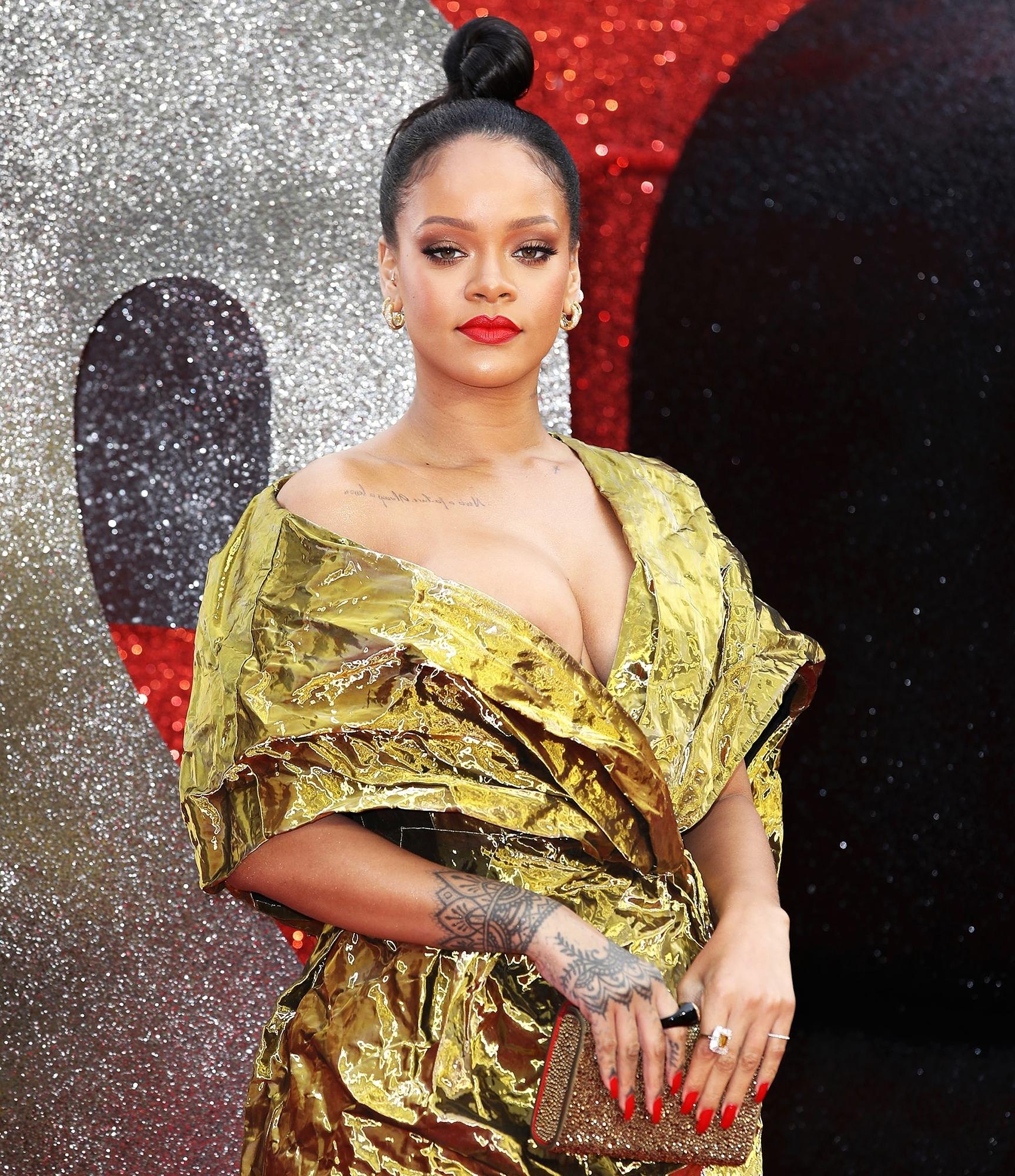Rihanna Declined Super Bowl Liii Halftime Show Offer with regard to Rihanna Super Bowl 2019