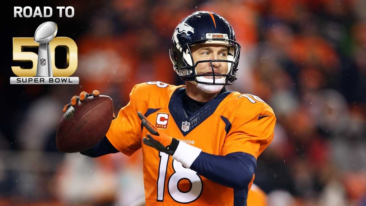 Road To Super Bowl 50: Broncos for Broncos Super Bowl 50
