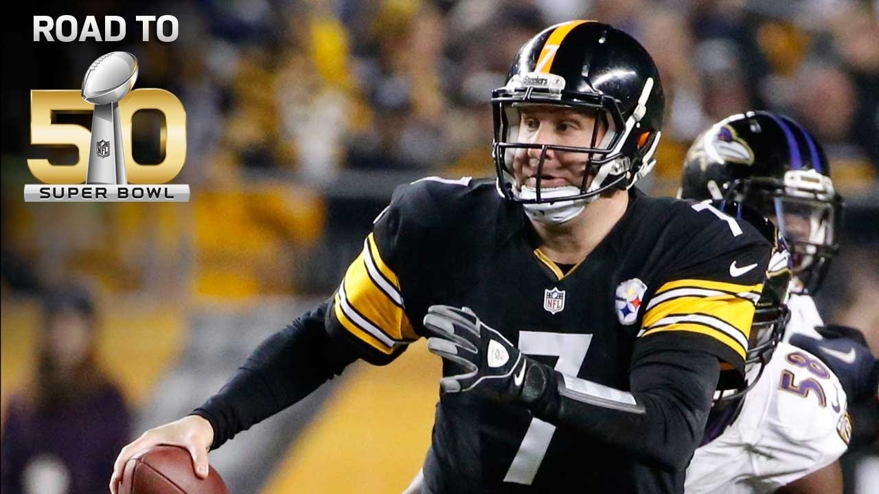 Road To Super Bowl 50: Steelers intended for Steelers Last Super Bowl