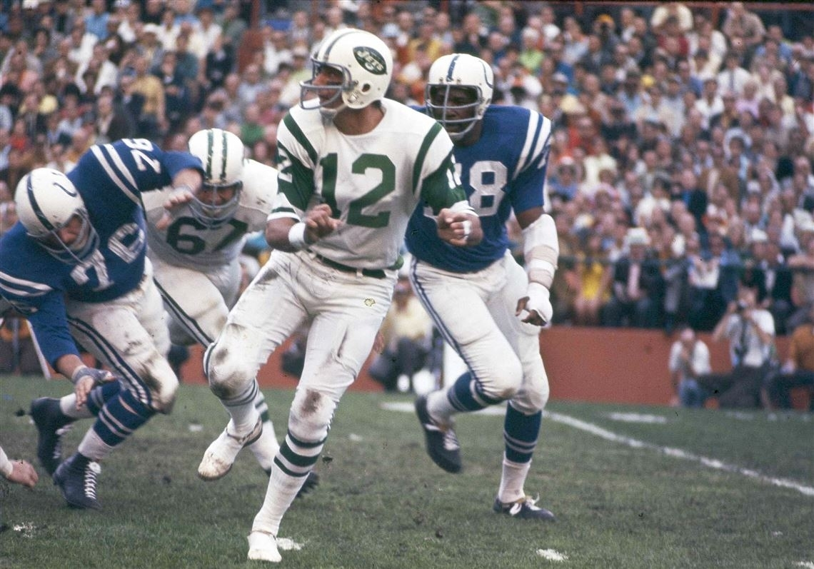 Ron Cook: 50 Years Ago, Joe Namath Made A Lifelong Memory with Joe Namath Super Bowl