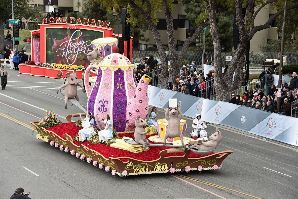 Rose Parade 2019: Map, Route, And Road Closures For New inside Super Bowl Parade 2019 Map