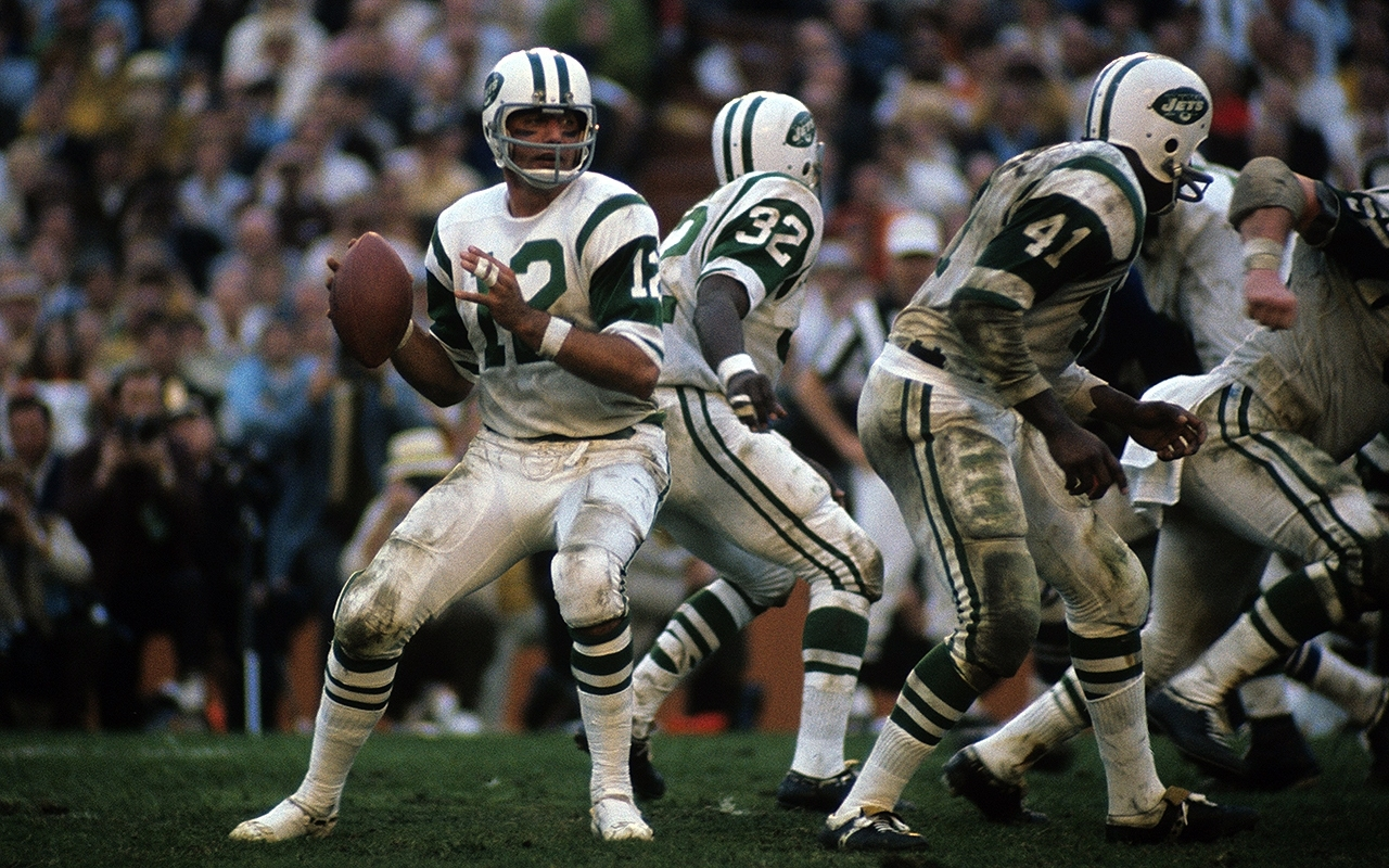 Say It's So, Joe: Jets Upset Colts In Super Bowl Iii | Vault pertaining to Joe Namath Super Bowl