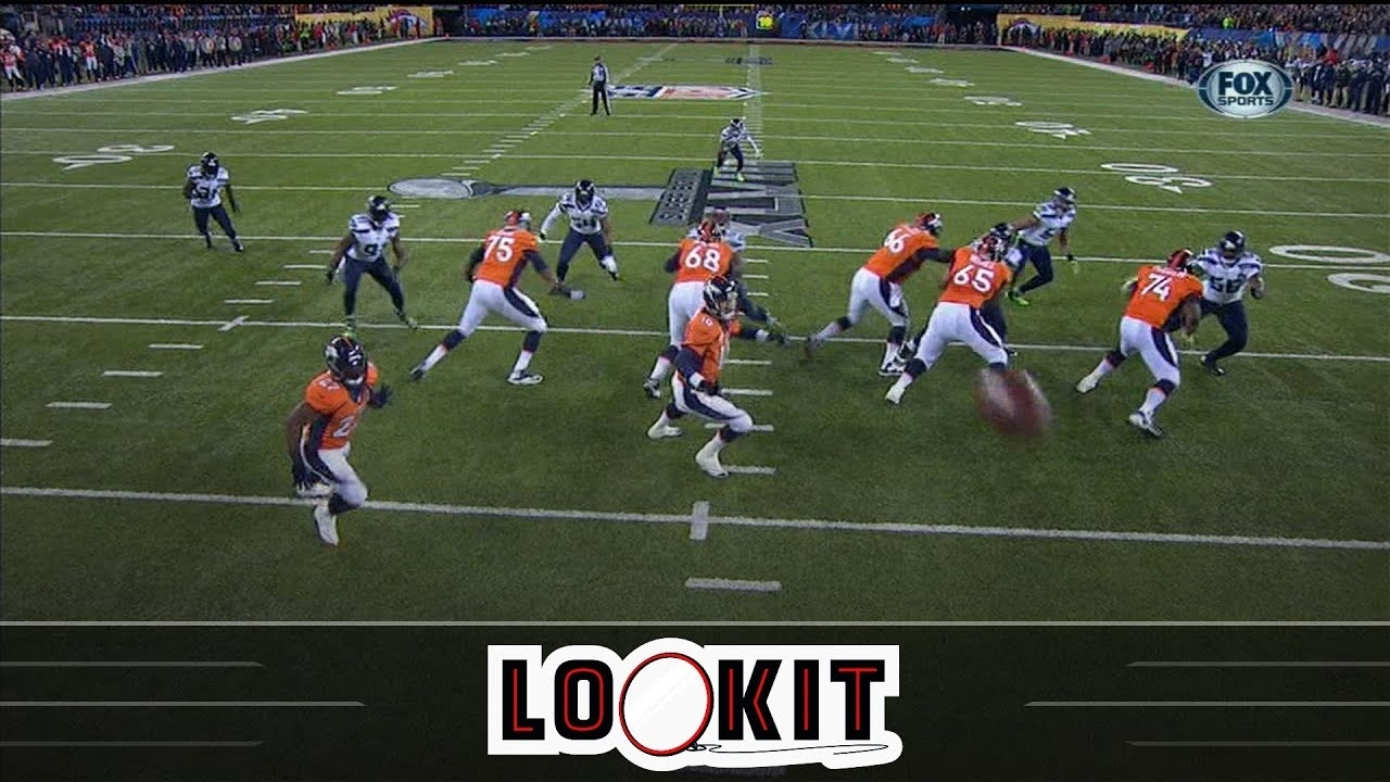 Seahawks Score First In Super Bowl With Bad Broncos Snap with regard to Seahawks Broncos Super Bowl