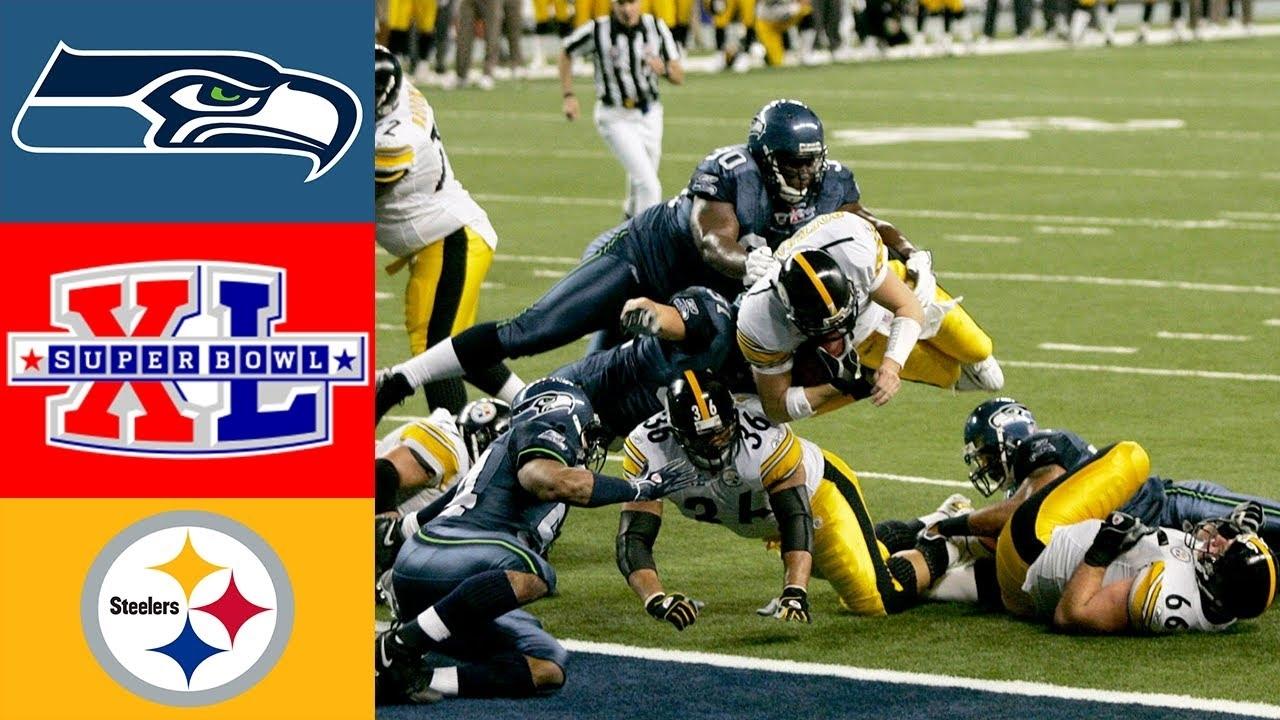 Seahawks Vs Steelers Super Bowl Xl regarding Steelers Seahawks Super Bowl