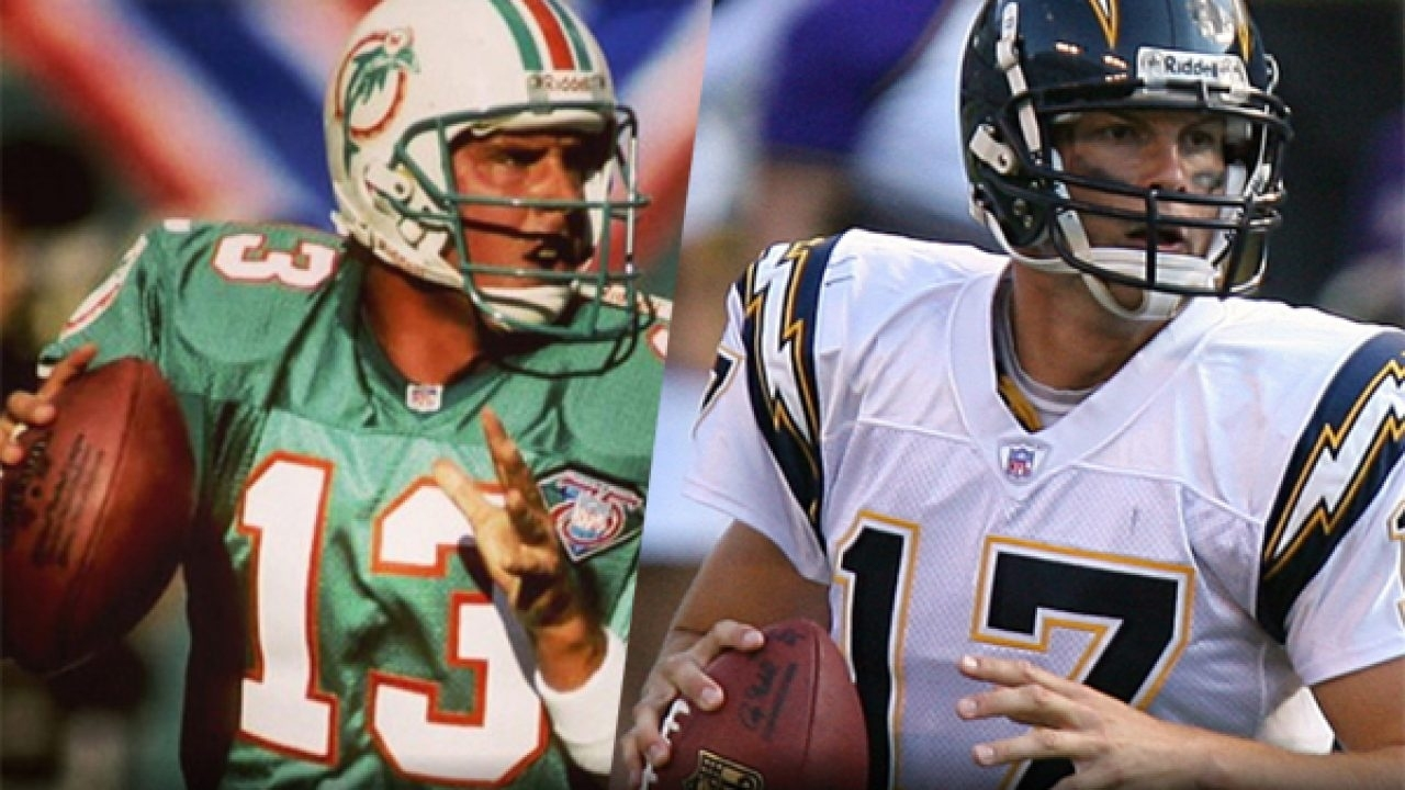 Seven Great Quarterbacks Who Have Never Won The Super Bowl pertaining to Dan Marino Super Bowl