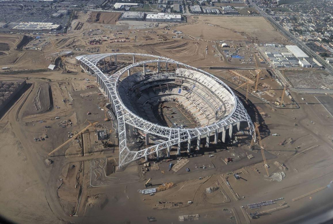 Sofi Stadium - Wikipedia in Super Bowl Stadium Address