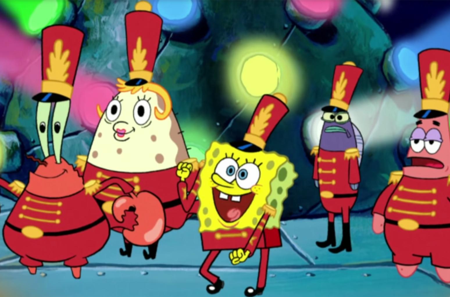 Spongebob Squarepants' 'sweet Victory' Jumps 566% In Streams pertaining to Spongebob Super Bowl Sweet Victory