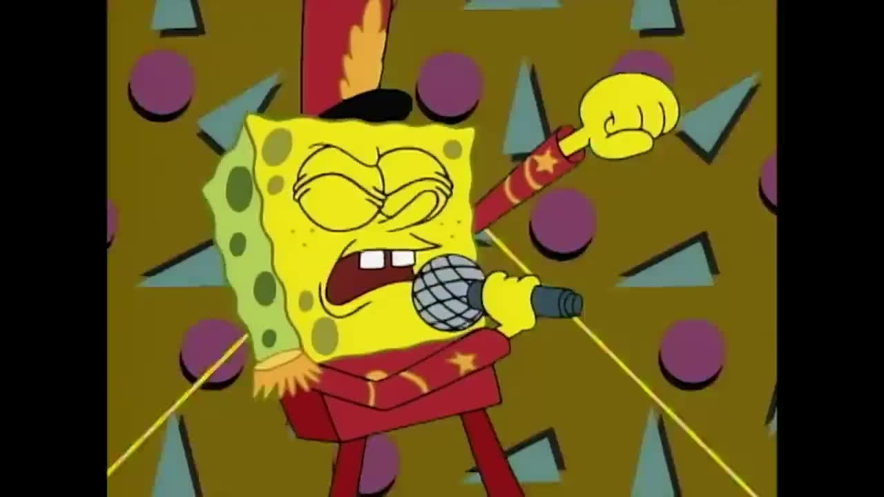 "Spongebob Squarepants ""sweet Victory"" Performance ? Band Geeks 