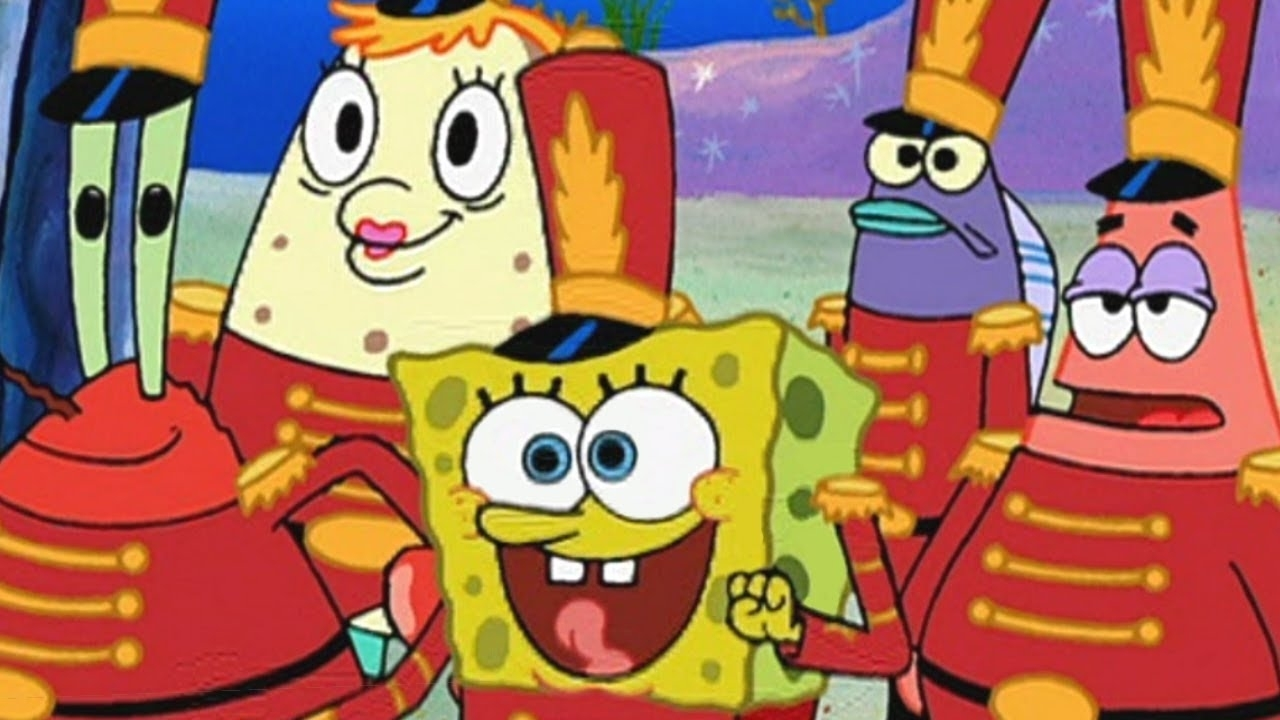 """Spongebob's """"sweet Victory"""" Teased To Be Performed At The Super Bowl  Halftime Show? with Spongebob Super Bowl Sweet Victory"""