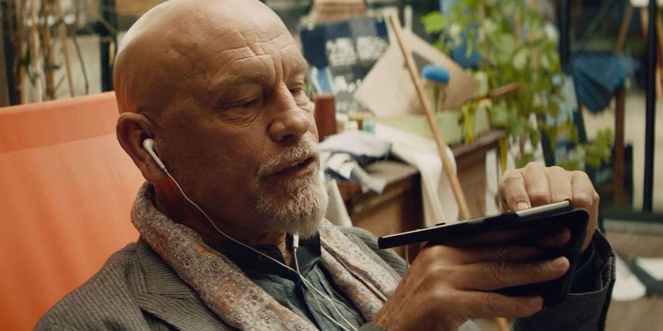 Squarespace's Super Bowl Ad With John Malkovich Wins The for John Malkovich Super Bowl