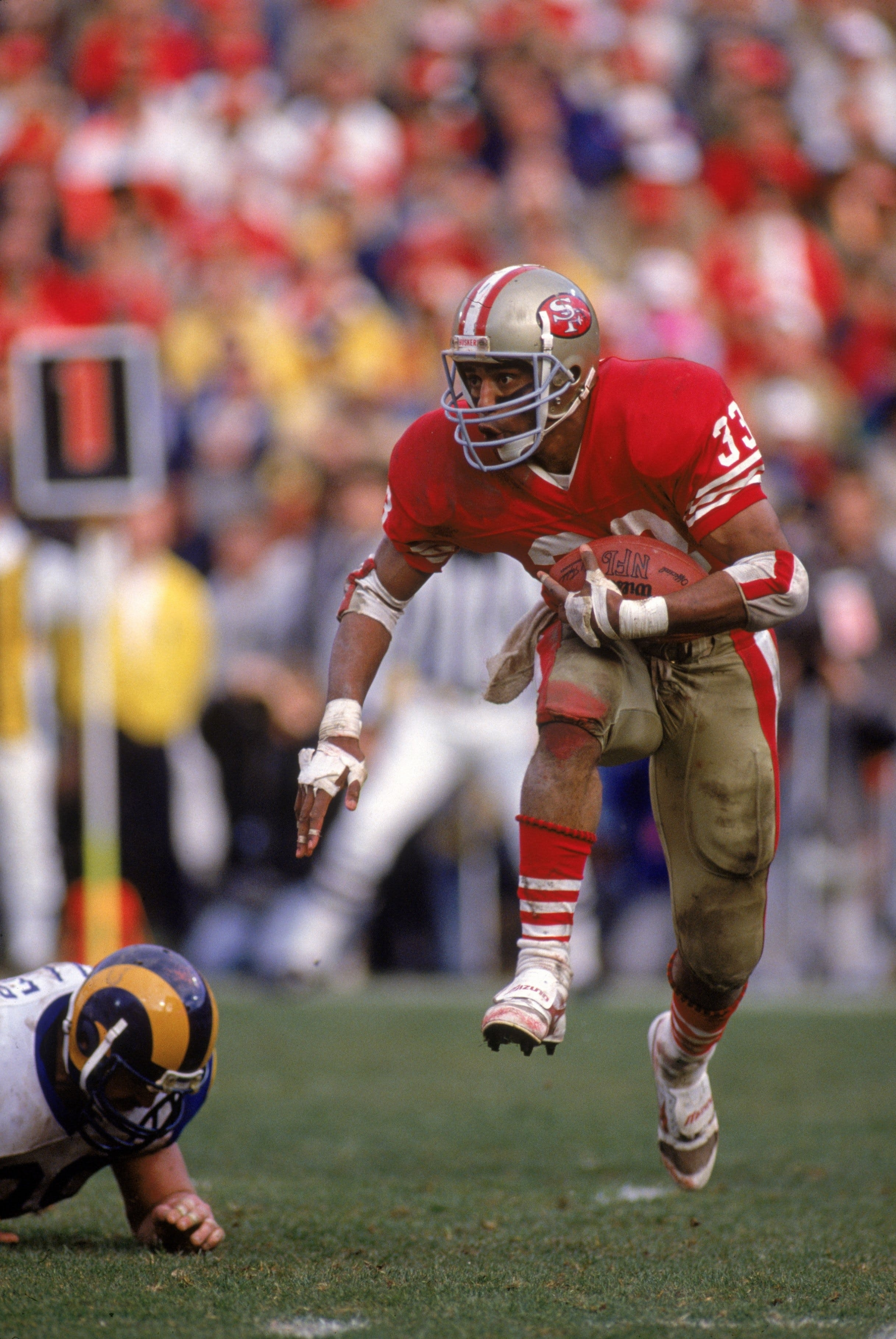 State Your Case: Roger Craig with regard to San Francisco 49Ers Nfl Championships 1989