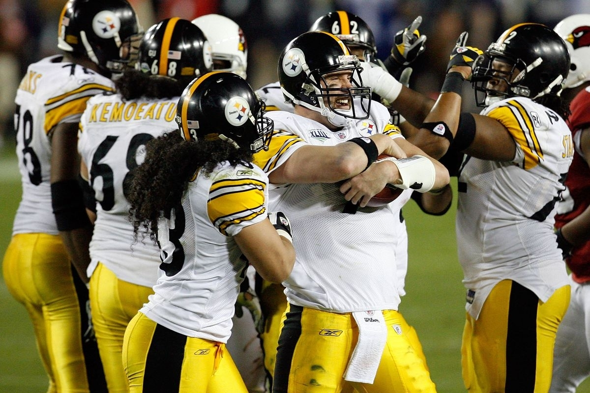 Steelers Vs. Cardinals Super Bowl 43 Voted The Greatest Of in Steelers Cardinals Super Bowl