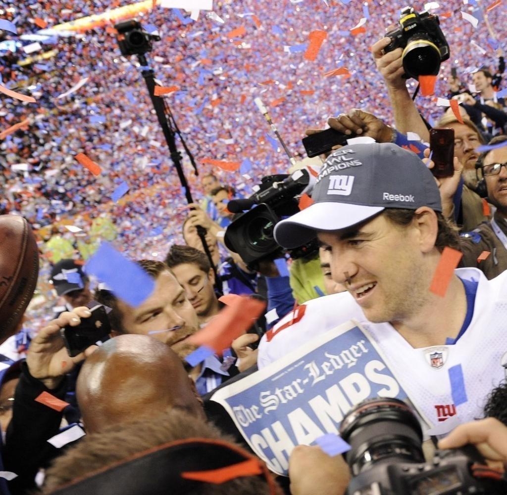 Super Bowl 2012: Giants Zu Stark – Vollmer Nur Ganz Knapp within Giants Super Bowl 2012