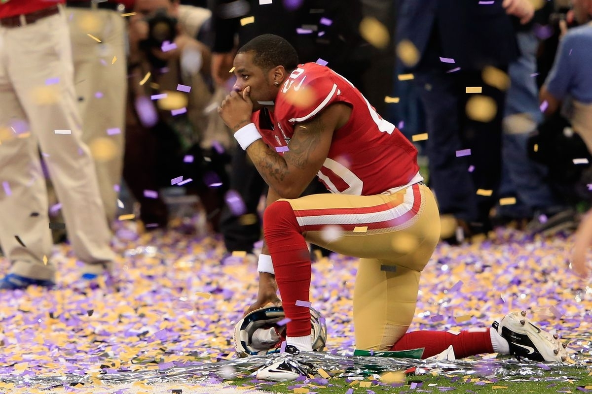 Super Bowl 2013: 49Ers Fans Disappointed With Loss To Ravens throughout 49Ers Last Super Bowl