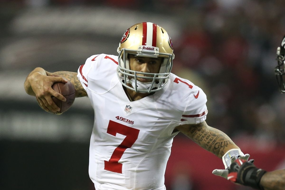 Super Bowl 2013: Colin Kaepernick Not Feeling Pressured On for Colin Kaepernick Super Bowl