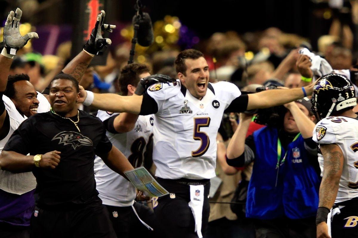 Super Bowl 2013: Joe Flacco In The Record Books With inside Joe Flacco Super Bowl