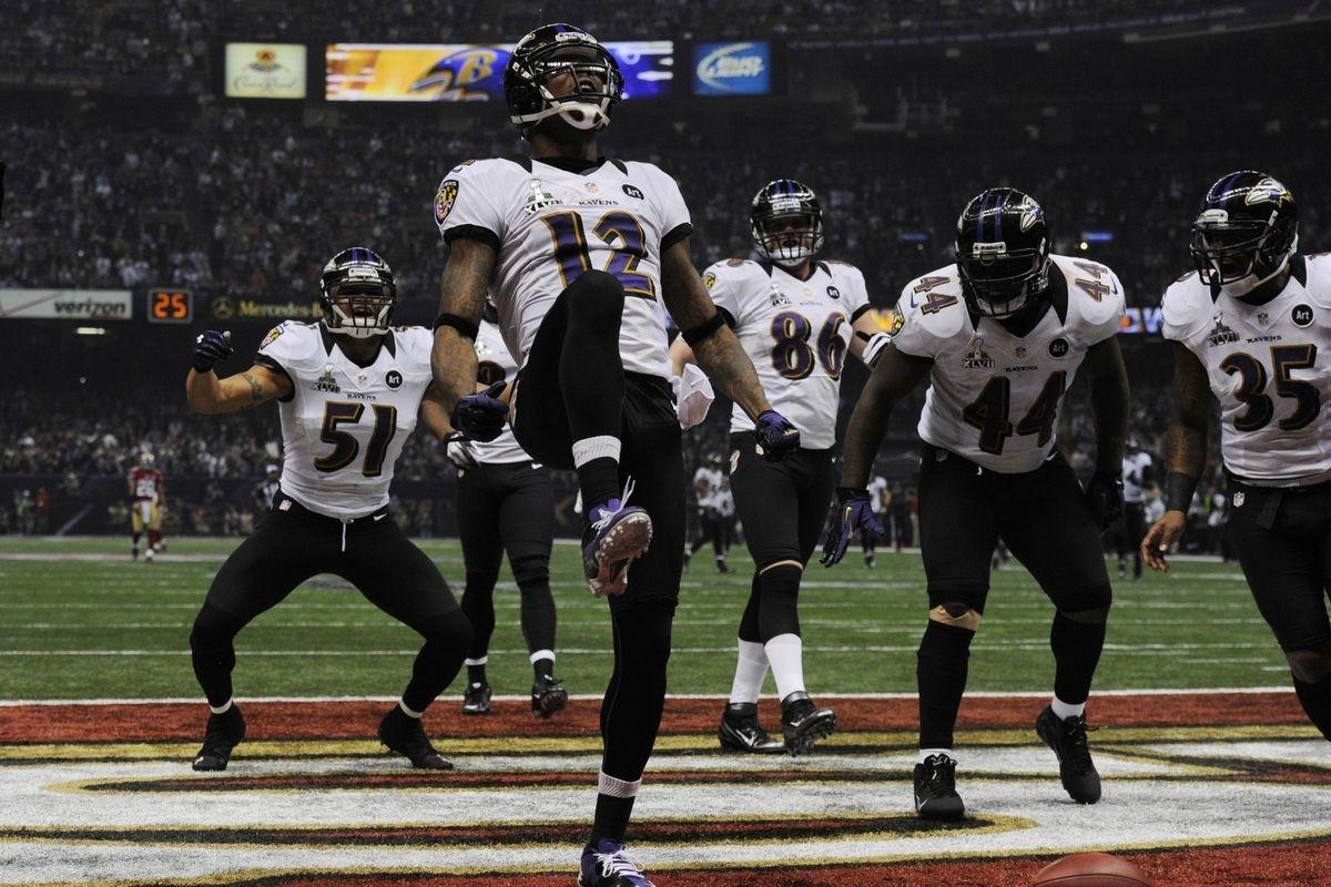 Super Bowl 2013 Records: Jacoby Jones Probably Deserved Mvp within Super Bowl Mvp Voting Online