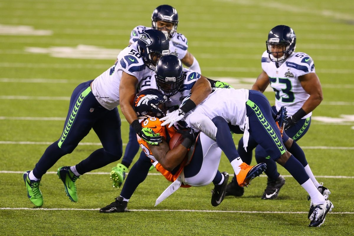 Super Bowl 2014 Final Score For Seahawks Vs. Broncos with Seahawks Super Bowl 2014