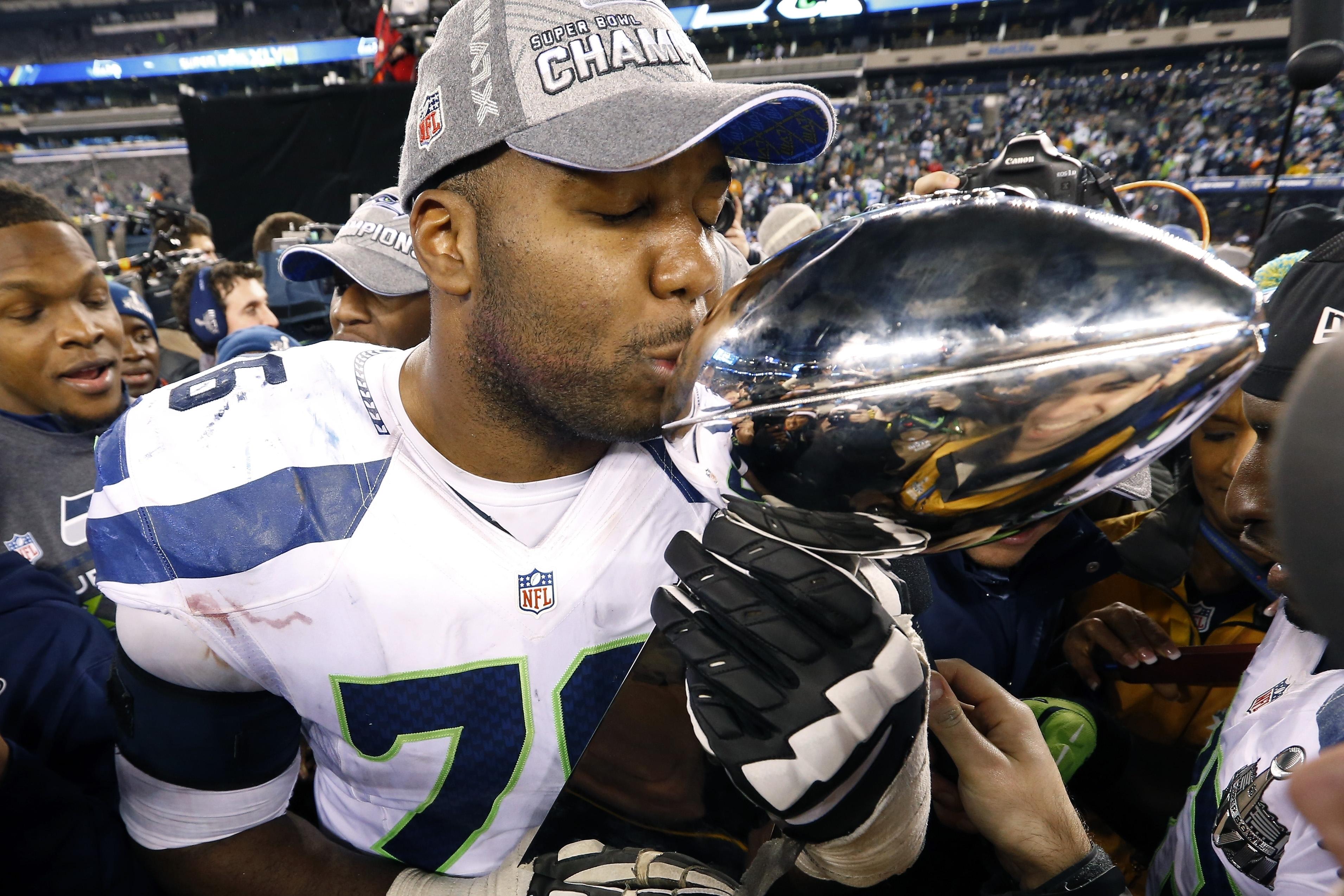 Super Bowl 2014: Seattle Trounces Denver, 43-8 - Cbs News with regard to Seahawks Super Bowl 2014