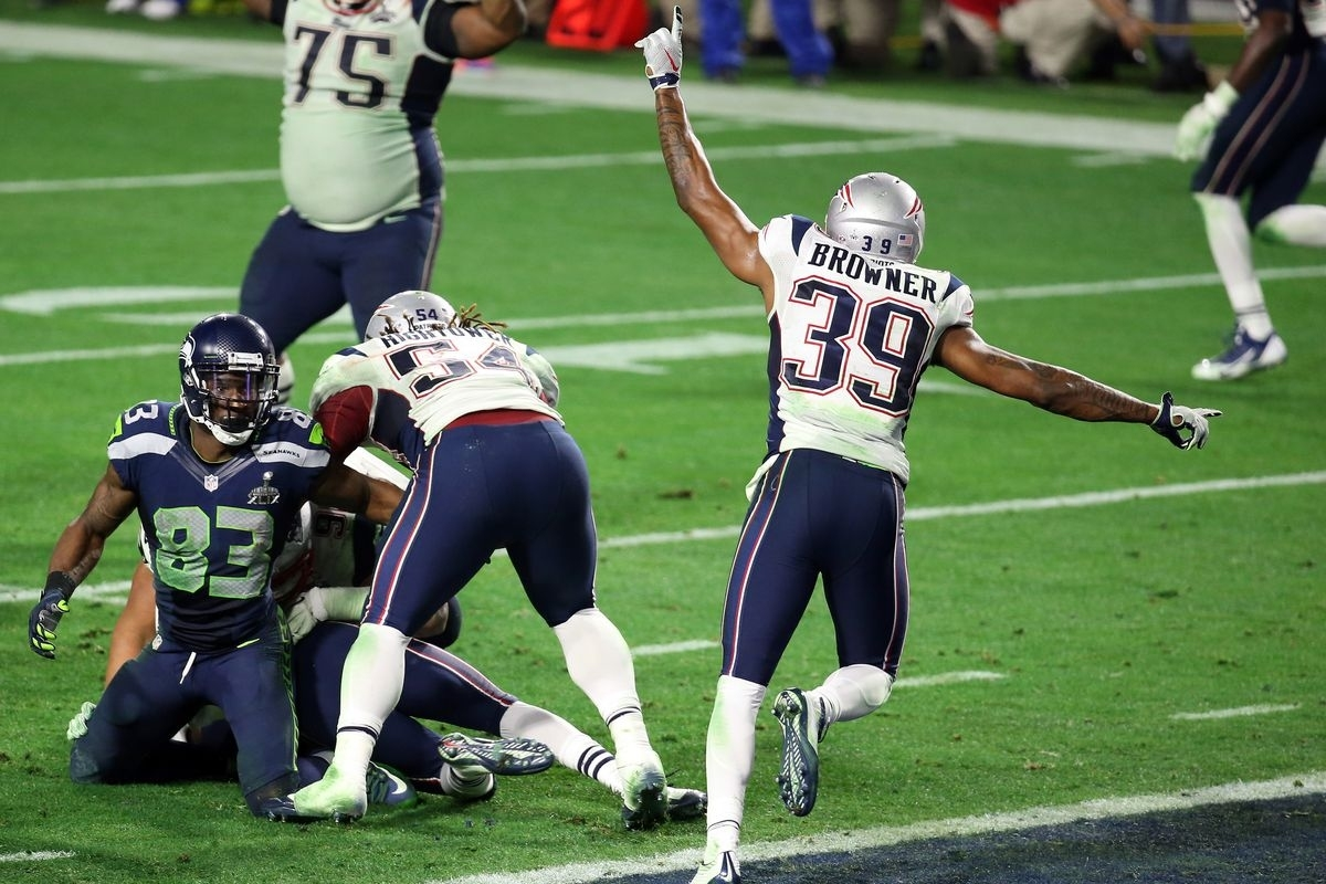 Super Bowl 2015 Recap: Patriots Defeat Seahawks 28-24 intended for Seahawks Super Bowl 2015