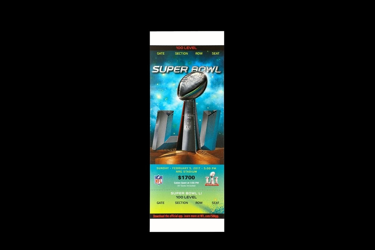 Super Bowl 2017 Tickets: Prices Soar Above $3,500 For Upper throughout Nfl Super Bowl Tickets