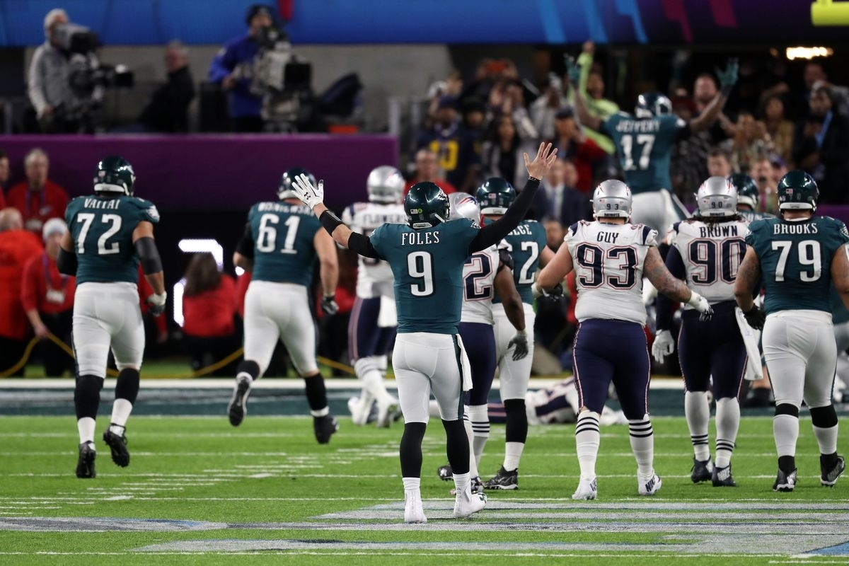 Super Bowl 2018: Eagles Fought Like Hell To Win Their 1St throughout Last Year Super Bowl 2018