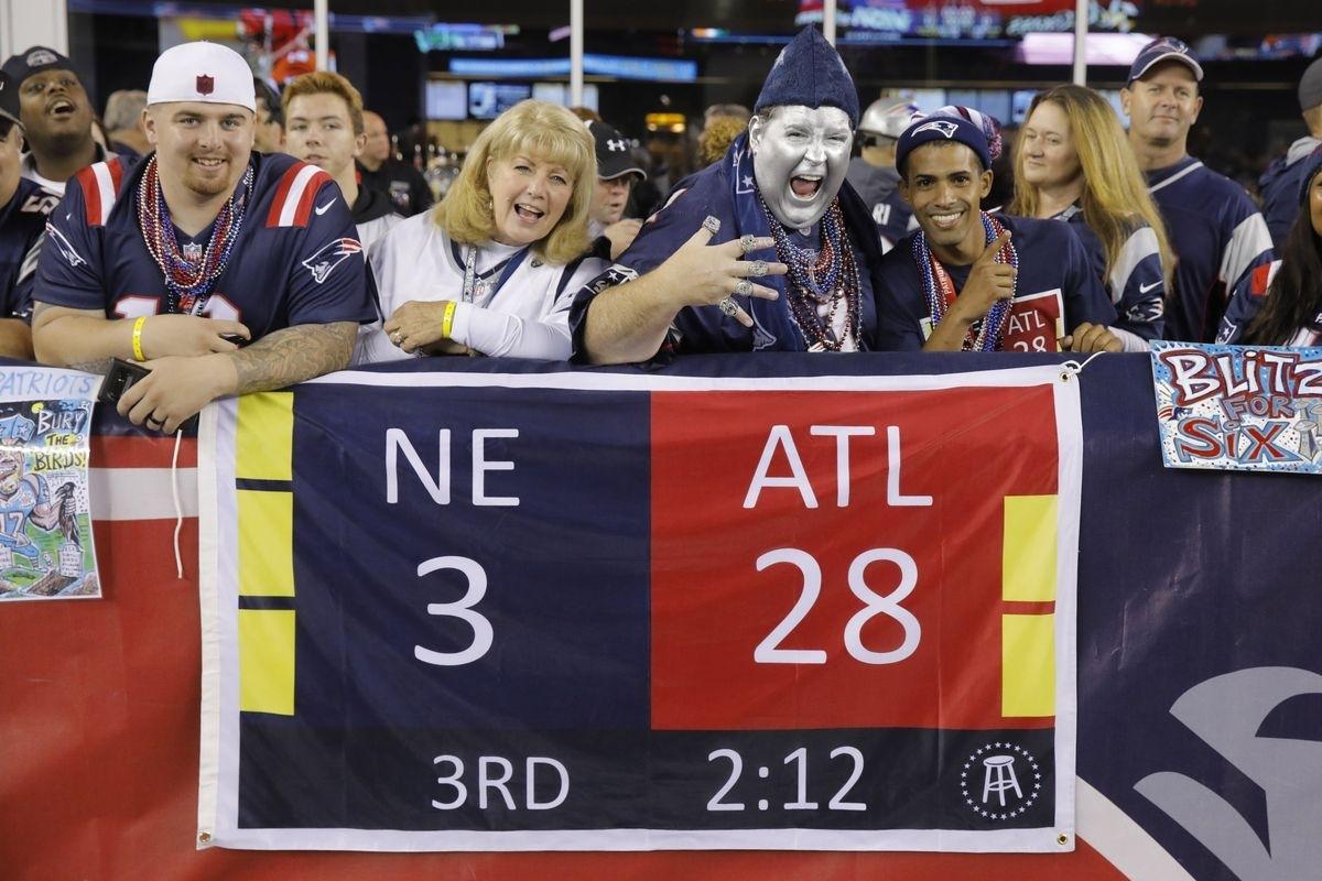 Super Bowl 2018: How Eagles Would Handle A 28-3 Lead Vs regarding Falcons Patriots Super Bowl