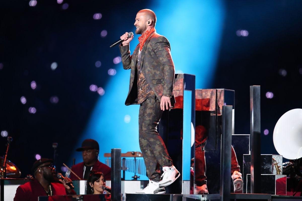 Super Bowl 2018: Justin Timberlake's Halftime Show Was A intended for Justin Timberlake Super Bowl