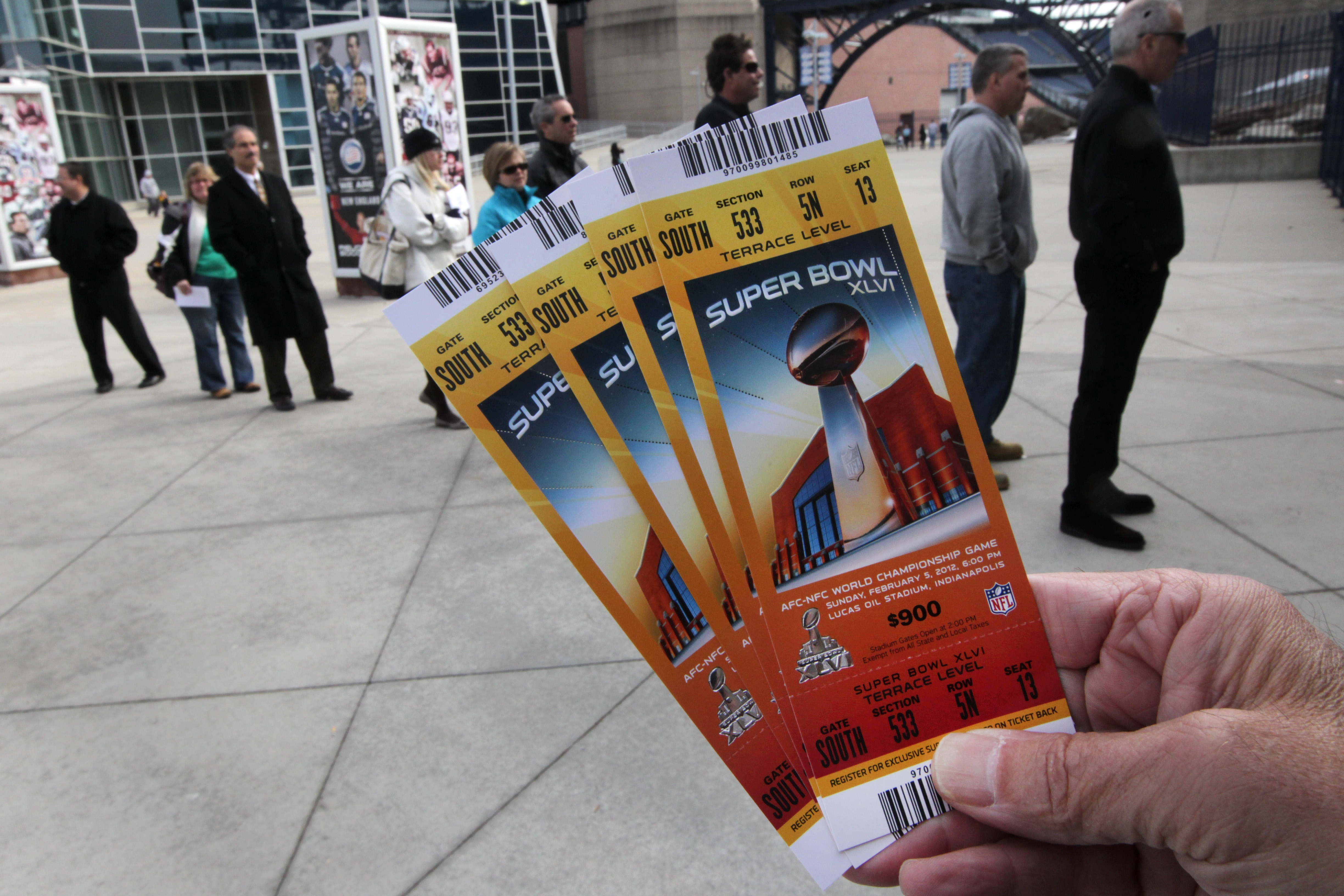 Super Bowl 2018 Tickets: Where And How To Buy At Best Price throughout Nfl Super Bowl Tickets