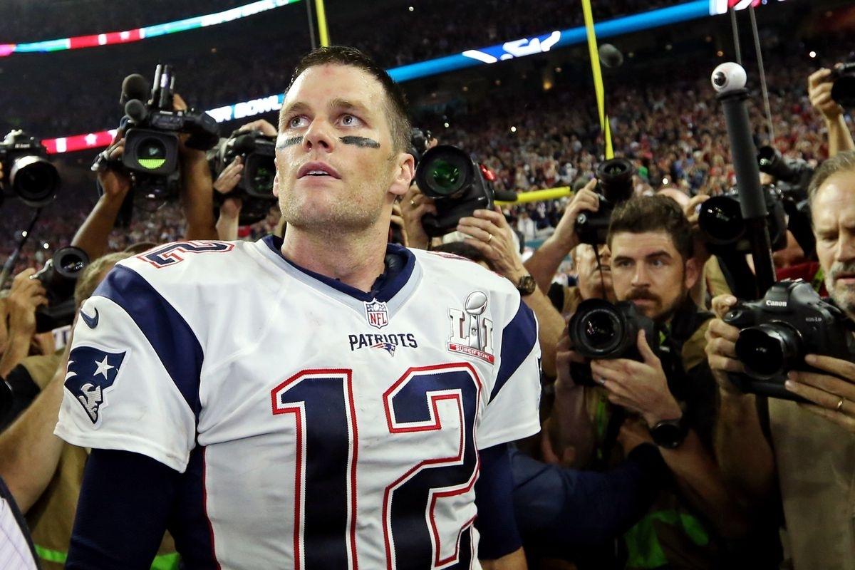 Super Bowl 2018: Tom Brady Adds To His Super Bowl Records Vs inside Tom Brady Super Bowl