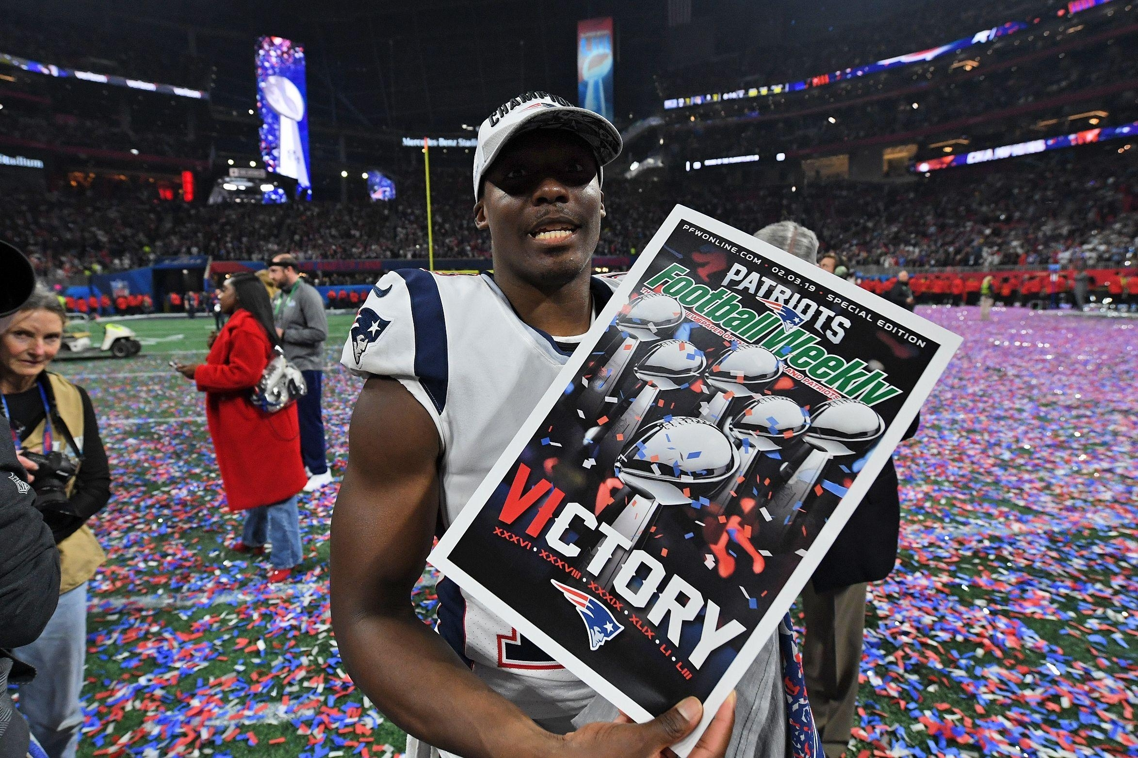 Super Bowl 2019 Attendance: La Rams Vs New England Patriots with Super Bowl Attendance 2019