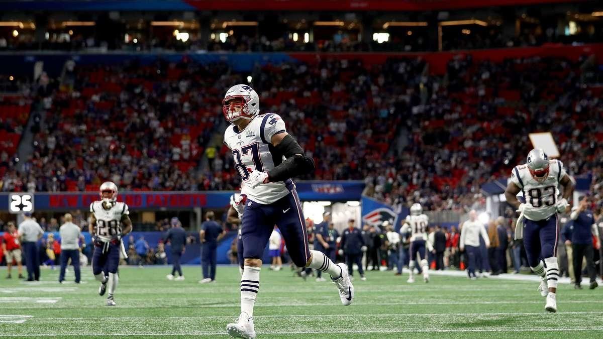 Super Bowl 2019: Die Besten Bilder Vom Nfl-Spektakel   Mehr within Super Bowl 2019 Patriots