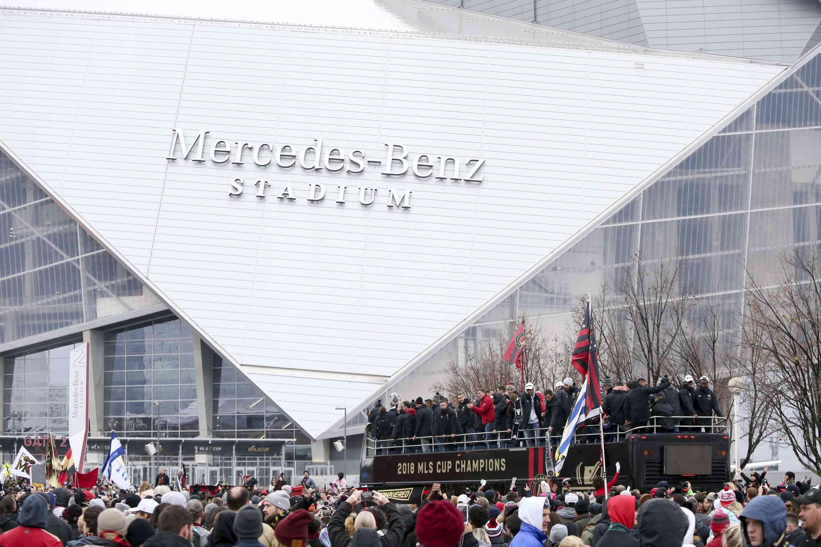 Super Bowl 2019 - Die Verrücktesten Fakten Zum Nfl-Finale with regard to Super Bowl 2019 City
