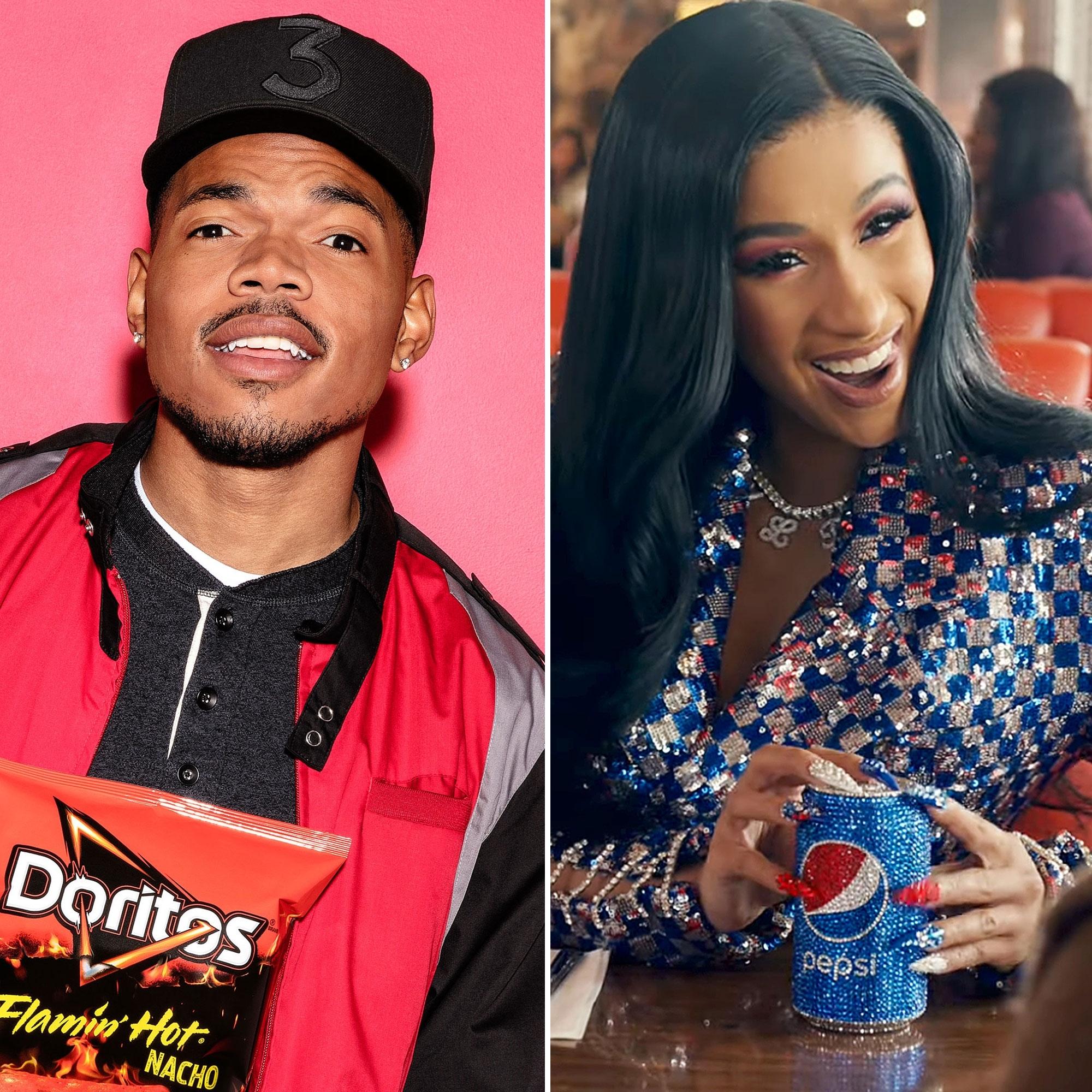 Super Bowl 2019 Food Commercials: Pepsi, Pringles, More inside Pepsi Super Bowl 2019