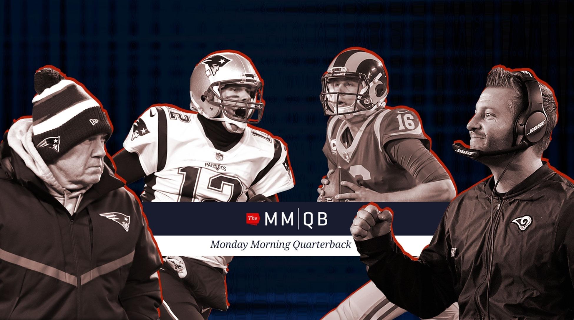 Super Bowl 2019: How Patriots-Rams Matchup Defines Nfl   Si inside Pats Rams Super Bowl