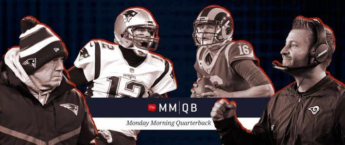 Super Bowl 2019: How Patriots-Rams Matchup Defines Nfl | Si throughout Super Bowl 2019 Showtime