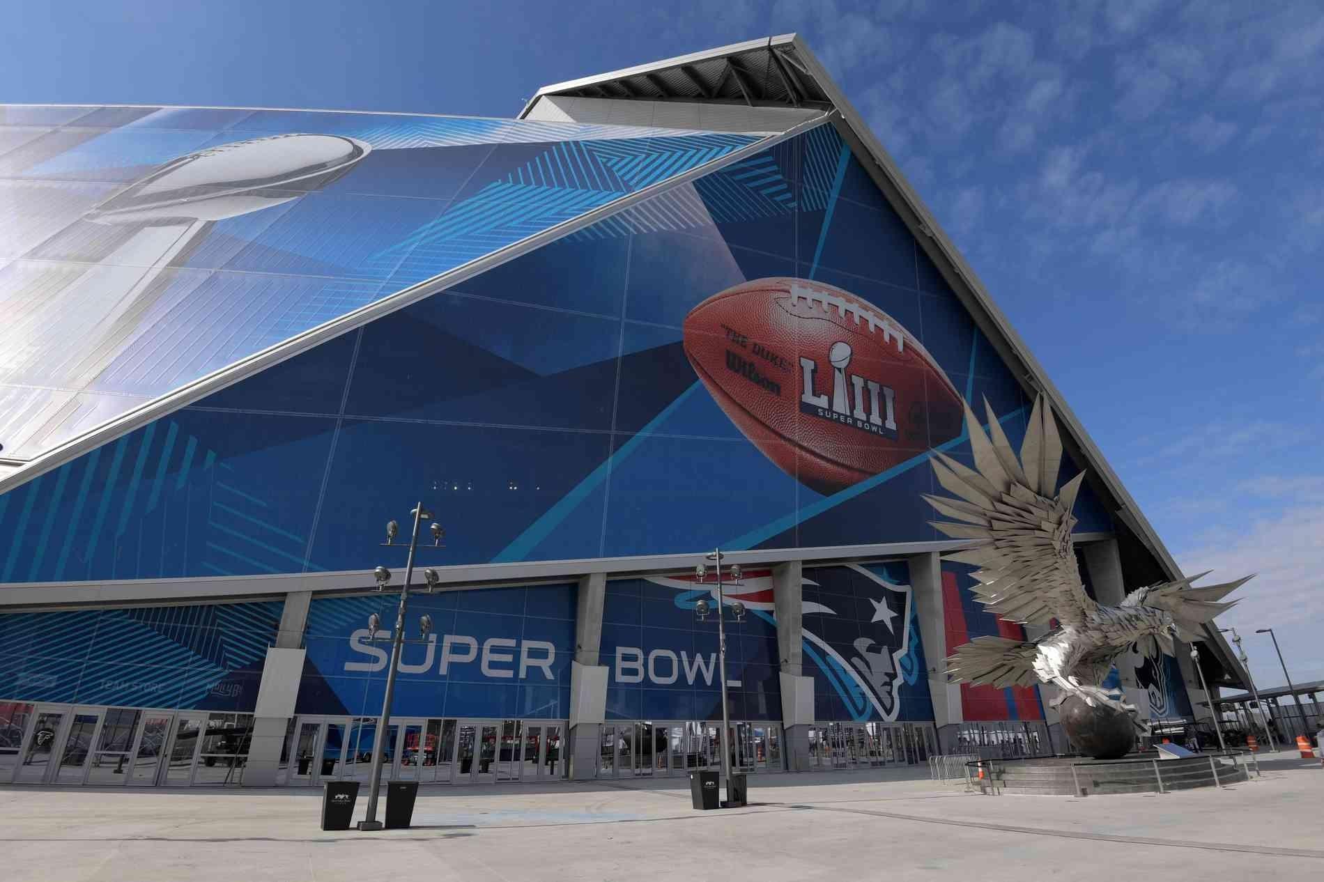 Super Bowl 2019 In Atlanta: Diese Werbespots Laufen Bei Der pertaining to Super Bowl 2019 City