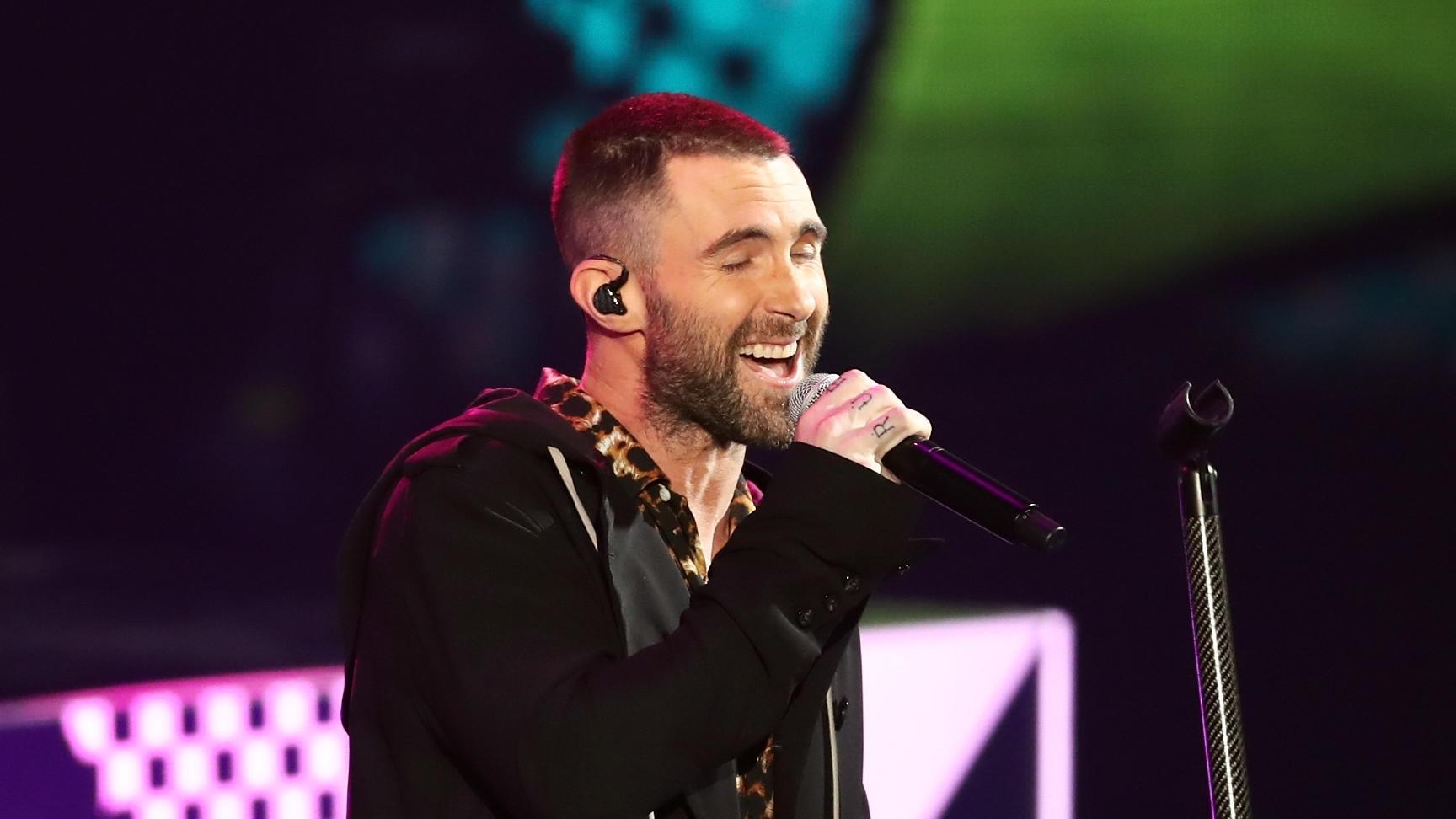 "Super Bowl 2019"": Maroon 5 Rocken Die Halbzeitshow regarding Super Bowl 2019 Maroon 5"