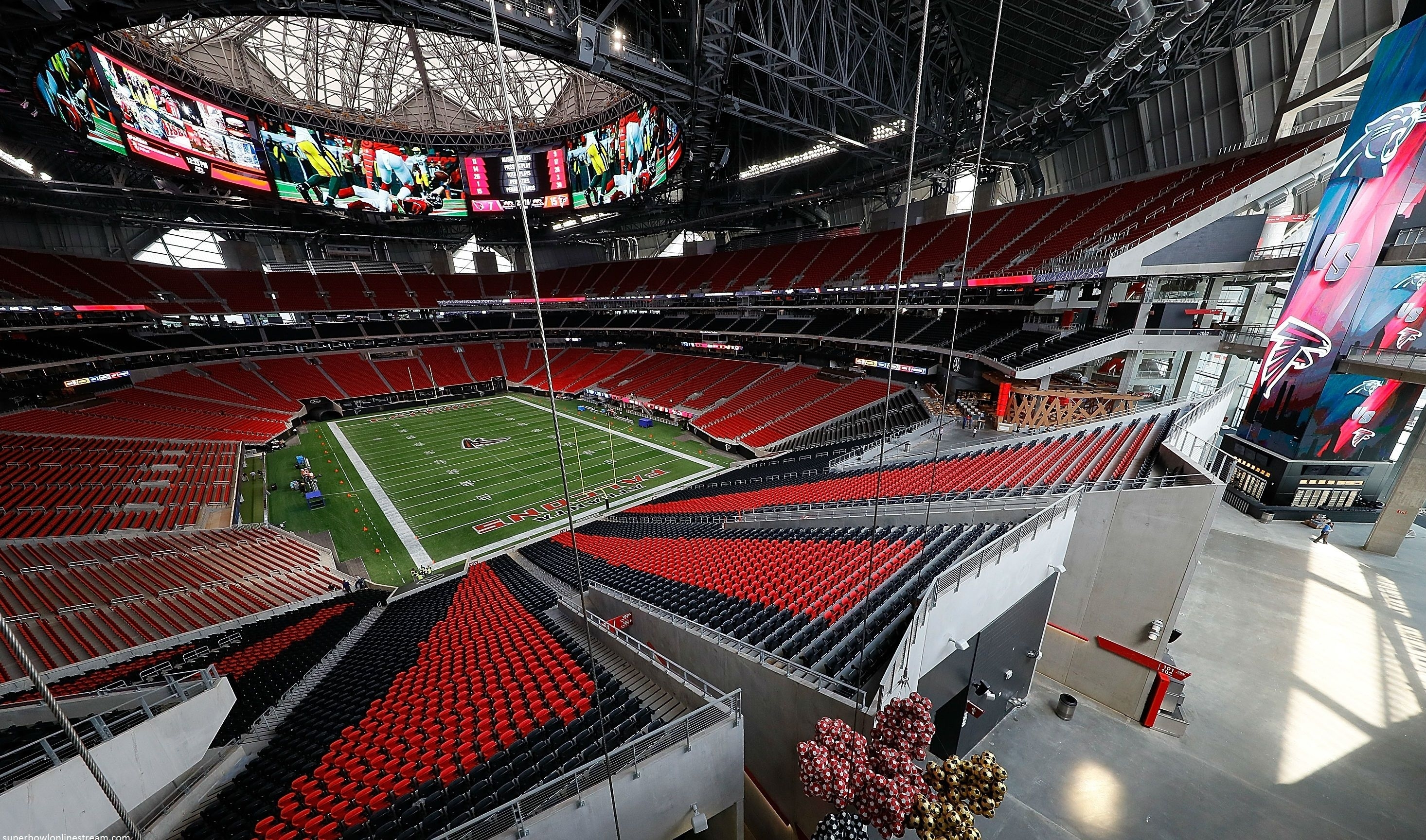 Super Bowl 2019: Mercedes-Benz Stadium To Maintain Lowe for Super Bowl Weekend 2019