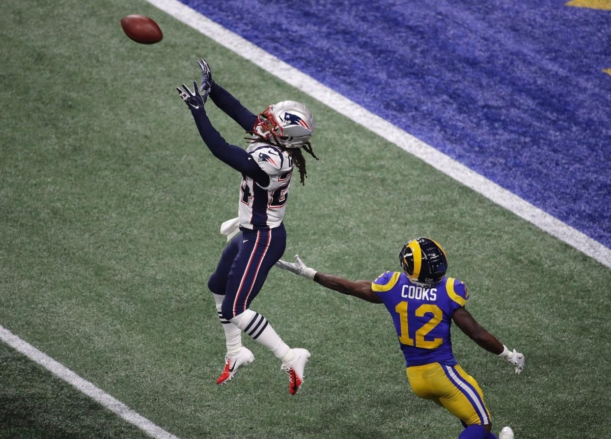Super Bowl 2019: New England Patriots Gewinnen - Zum Titel with regard to Super Bowl 2019 Mvp Voting Online