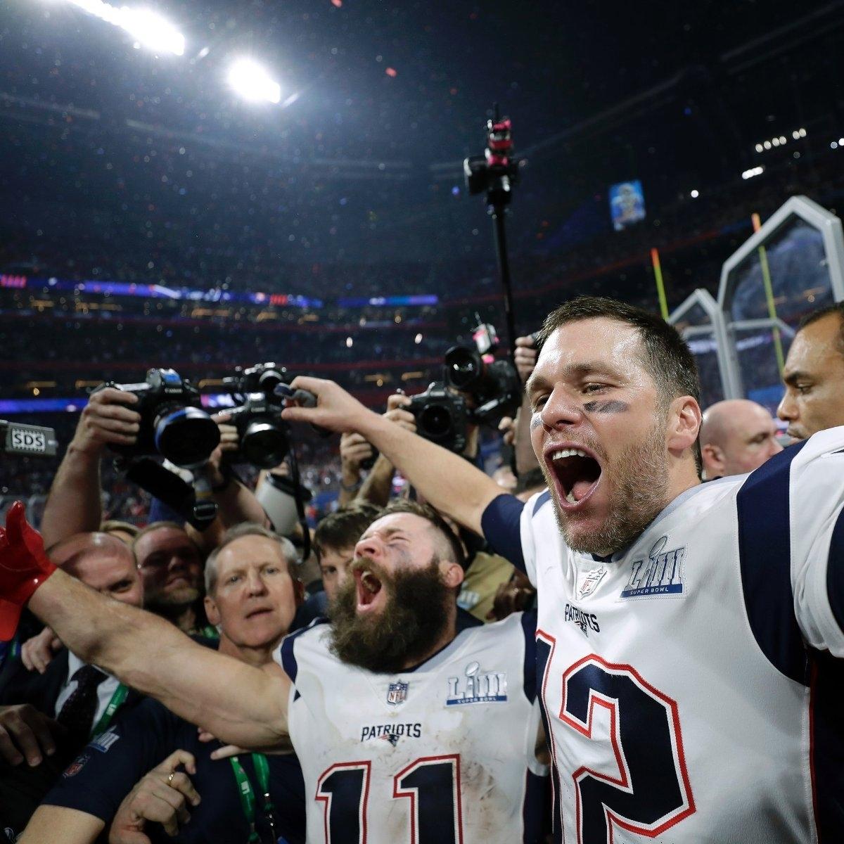 Super Bowl 2019: New England Patriots Schlagen Los Angeles for Super Bowl Mvp Fan Vote