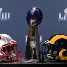 Super Bowl 2019: New England Patriots Vs. Los Angeles Rams with Super Bowl Sunday 2019