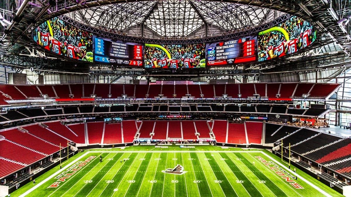 Super Bowl 2019 Parties And Events In Atlanta - Eater Atlanta with regard to Super Bowl Stadium Address
